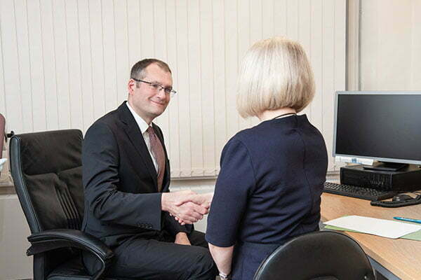 Thread vein removal consultation at Premier Veins, Birmingham